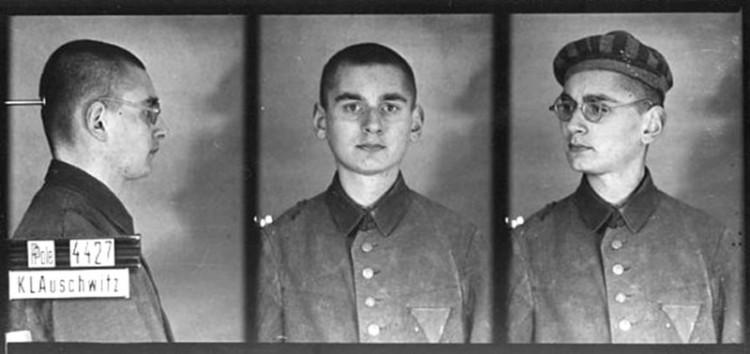 Klaus Dylewski, oberscharführer SS